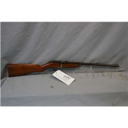 "Cooey Model Sport .22 LR Cal Single Shot Bolt Action Rifle w/ 17 1/4"" bbl [ faded blue finish turned"