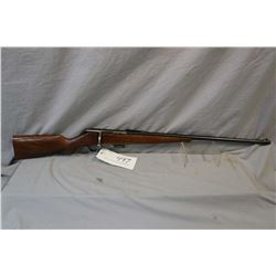 "Savage Model Sporter .25 - 20 Cal Mag Fed Bolt Action Rifle w/ 24 1/2"" bbl [ blued finish starting t"
