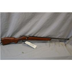 "Cooey by Winchester Model 39 .22 LR Cal Single Shot Bolt Action Rifle w/ 22"" bbl [ blued finish star"