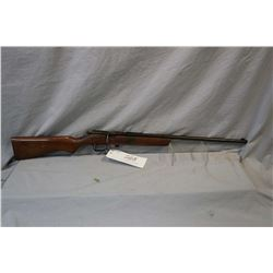 "Cooey Mod 39 .22 LR Cal Single Shot Bolt Action Rifle w/ 22"" bbl [ faded blue finish turning brown,"