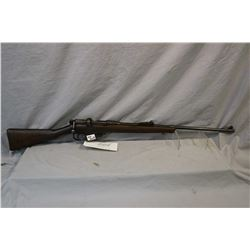 "Lee Enfield ( Sht LE ) Dated 1918 Model No.1 Mark III* .303 Brit Cal Sporterized Rifle w/ 25 1/4"" bb"