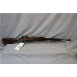 Mosin - Nagant ( Westinghouse ) Model 1891 7.62 x 54 R Cal Partly Sporterized Bolt Action Rifle w/ b