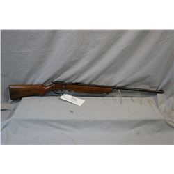 "Ranger Model Ranger .22 Rimfire Cal Single Shot Bolt Action Rifle w/ 27"" bbl [ fading blue finish tu"