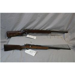 "Lot of Two Firearms : Cooey Model 60 .22 LR Cal Tube Fed Bolt Action Rifle w/ 24"" bbl [ blued finish"
