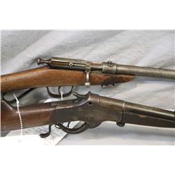 "Lot of Two Firearms: Cooey Model Canuck Jr. .22 LR Cal Single Shot Bolt Action Rifle w/ 18"" bbl [ bl"