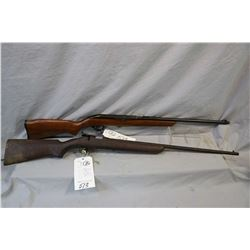 "Lot of Two Firearms : Sure Shot Model Semi Auto .22 LR Cal Mag Fed Semi Auto Rifle w/ 20"" bbl [ fadi"