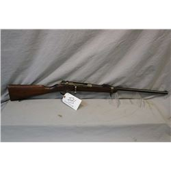 Antique - Mauser Model 71 .43 Mauser Cal / .11 MM Mauser Cal Single Shot Bolt Action Carbine w/ 19 1
