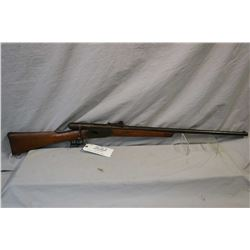 Antique - Vetterli Model 1869 Swiss Rifle .41 Swiss Rimfire Cal Sporterized Bolt Action Rifle w/ 26""
