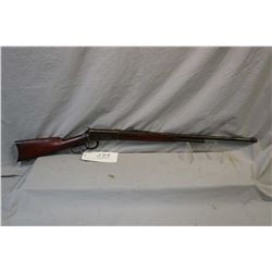 Winchester Model 1894 .38 - 55 Cal Lever Action Rifle w/ 26  bbl Shortened Mag Tube [ blued finish t