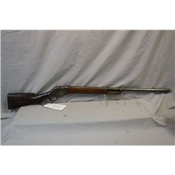 Winchester Model 1887 .10 Ga Lever Action Shotgun w/ 32  bbl [ traces of fading blue finish turned b