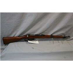 Hungarian Mannlicher Model 1895 Carbine .8 x 56 R Cal Full Wood Military Bolt Action Carbine w/ 20