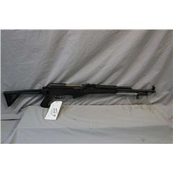 "Norinco Model SKS 7.62 x 39 Cal Semi Auto Military Rifle w/ 20"" bbl [ fading blue finish, barrel sig"