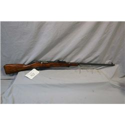 "Mosin - Nagant Model 1891 ? Dated 1944 7.62 x 54 R Cal Sporterized Rifle w/ 29"" bbl [ fading blue fi"