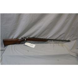 "Winchester Model 67 .22 LR Cal Single Shot Bolt Action Rifle w/ 27"" bbl [ fading blue finish, with s"