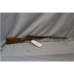 "Eatonia Model Single Shot .22 LR Cal Single Shot Bolt Action Rifle w/ 18"" bbl [ traces of blue turni"