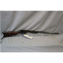 "Savage Model 1903 .22 LR Cal Mag Fed Pump Action Rifle w/ 24"" octagon bbl [ blued finish, starting t"