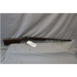 Cooey Model 84 .12 Ga Single Shot Break Action Shotgun w/ 30  bbl [ fading blue finish turning brown