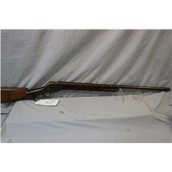 "Winchester Model 1897 .12 Ga ? Lever Action Shotgun w/ 32"" bbl [ blued finish turned brown, frame cr"