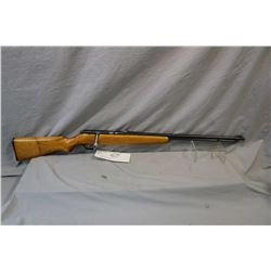"Marlin Model 81 - DL .22 LR Cal Tube Fed Bolt Action Rifle w/ 24"" bbl [ fading blue finish, with som"
