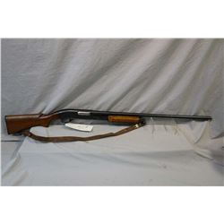 "Remington Model 870 Wingmaster .12 Ga 2 3/4"" Pump Action Shotgun w/ 30"" bbls [ blued finish starting"