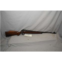Lee Enfield ( F56 FTR ) Model No. 4 Mark 1/2 .303 Brit Cal Mag Fed Bolt Action Sporterized Rifle w/