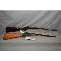 "Lot of Two Firearms : Remington Model No. 6 Falling Block .32 Rimfire Cal Single Shot Rifle w/ 20"" b"