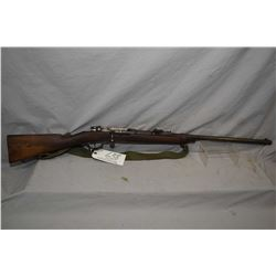 Mauser ( Spandau ) Model 1871 Dated 1885 .43 Mauser Cal / .11 MM Antique Mauser Cal Single Shot Bolt