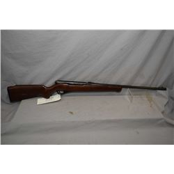 "Mossberg Model 151 K .22 LR Cal Tube Fed Semi Auto Rifle w/ 24"" bbl [ blued finish, barrel sights, s"
