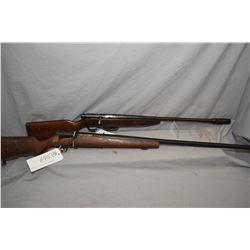"Lot of Two Firearms : Kessler Arms Model 30 C .12 Ga 2 3/4"" Bolt Action Shotgun w/ 26"" bbl w/ muzzle"