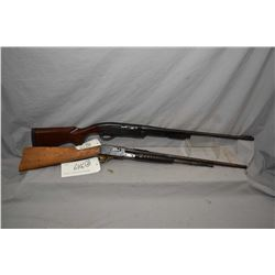 """Lot of Two Firearms : Remington Model 740 Woodmaster .30 - 06 Cal Mag Fed Semi Auto Rifle w/ 22"""" bbl"""