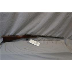 "Deutsche - Werke Model 1 .9 MM Shot Cal Flip Up Single Shot Shotgun w/ 18 1/2"" bbl [ fading blue fin"