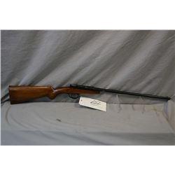 "Deutsche - Werke Model 1 .22 LR Cal Single Shot Flip Up Breech Rifle w/ 18 1/2"" bbl [ painted black"