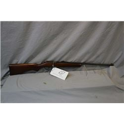 """Cooey Model 39 .22 LR Cal Single Shot Bolt Action Rifle w/ 22 """" bbl [ fading blue finish turned brow"""