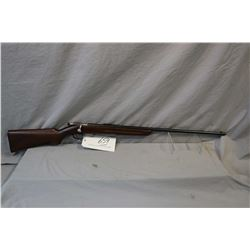 """Winchester Model 67 .22 LR Cal Single Shot Bolt Action Rifle w/ 27"""" bbl [ blued finish starting to f"""