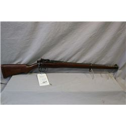 Lee Enfield ( Long Branch Dated 1945 ) Model No. 4 Mark I* .303 Brit Cal Full Wood Military Bolt Act
