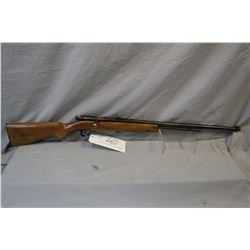 """Cooey Model 60 Repeater .22 LR Cal Mag Fed Bolt Action Rifle w/ 24"""" bbl [ fading blue finish turning"""