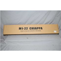"""Chiappa M1-22, .22 LR semi-automatic rifle w/ 18"""" bbl. [polymer stock, patterened after the original"""