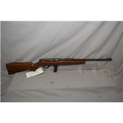 "Squires Bingham Model 20P , mag fed semi-automatic, .22 LR rifle w/ 21"" bbl.[ blued finish, worn in"