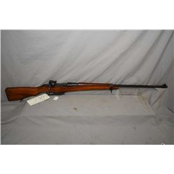 "Ross M-10 MK III .303 Brit. mag fed, bolt action rifle w/ 30 1/2"" bbl. [ Sporterize stock, flip up a"