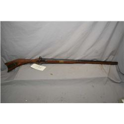 Decorative reproduction flint lock rifle