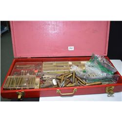 Wooden box containing large selection of mostly collector ammunition including rimfire, Snider cente