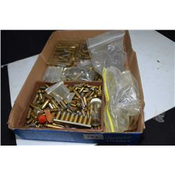 Large selection of mostly collector ammunition including rimfire etc.