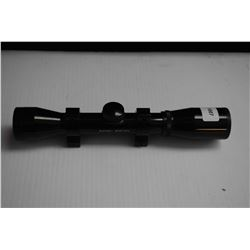 Bushnell Sportview 4 X 32 scope with rings