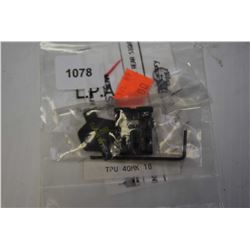 L.P.A. rear sight no. TPU 40MK 18