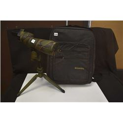 Bushnell Spacemaster spotting scope Camouflage finish Bushnell Spacemaster spotting scope on painted