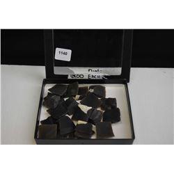 Box of approximately 20 flints