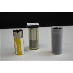 Three choke tubes including Benelli item no. F0012402