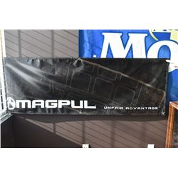 Single sided Magpull promotional banner