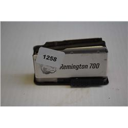 Brand new Remington 700 short action magazine