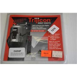 New in package Trijicon front sight item no. CAO2F for Colt .45 Government etc.